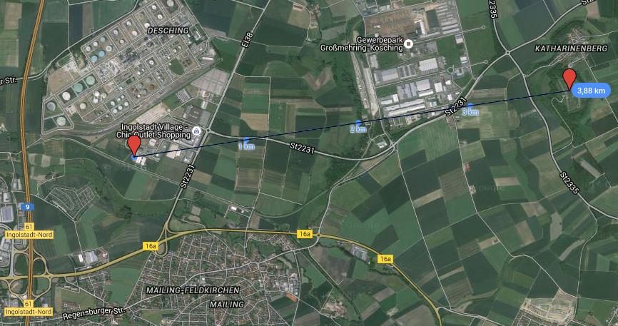 Abschiebe- und Internierungslager Ingolstadt