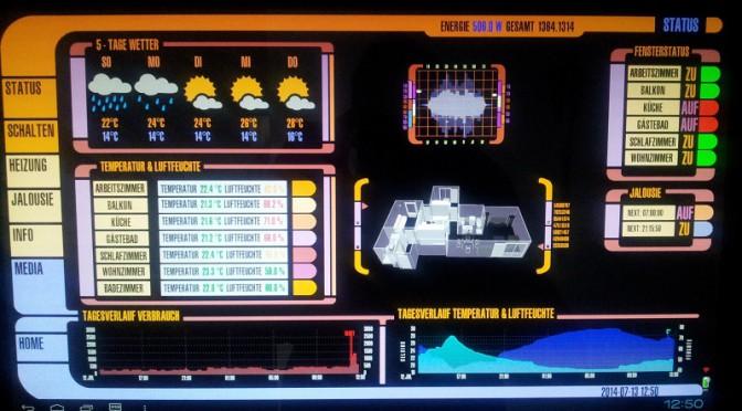 KickOff: Die wunderbare Welt der Hausautomation mit #FHEM & Co