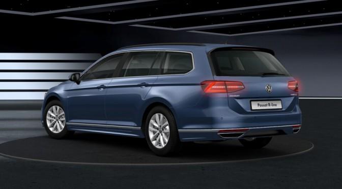 Zukünftige Familienkutsche: @Volkswagen Variant! Golf oder Passat?